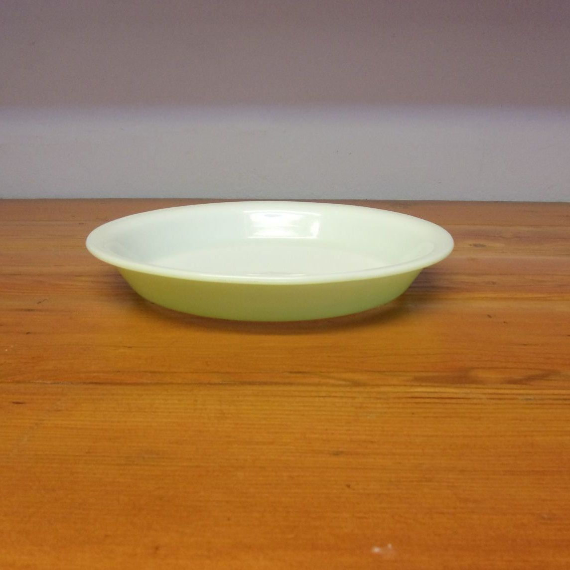 Vintage Pyrex lime green 9 inch pie plate & Vintage Pyrex lime green 9 inch pie plate | Vintage pyrex Pie plate ...