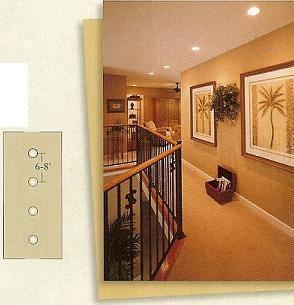Amazing Recessed Hallway Lighting  How To Design With Recessed Lighting  Spacing,  Etc.