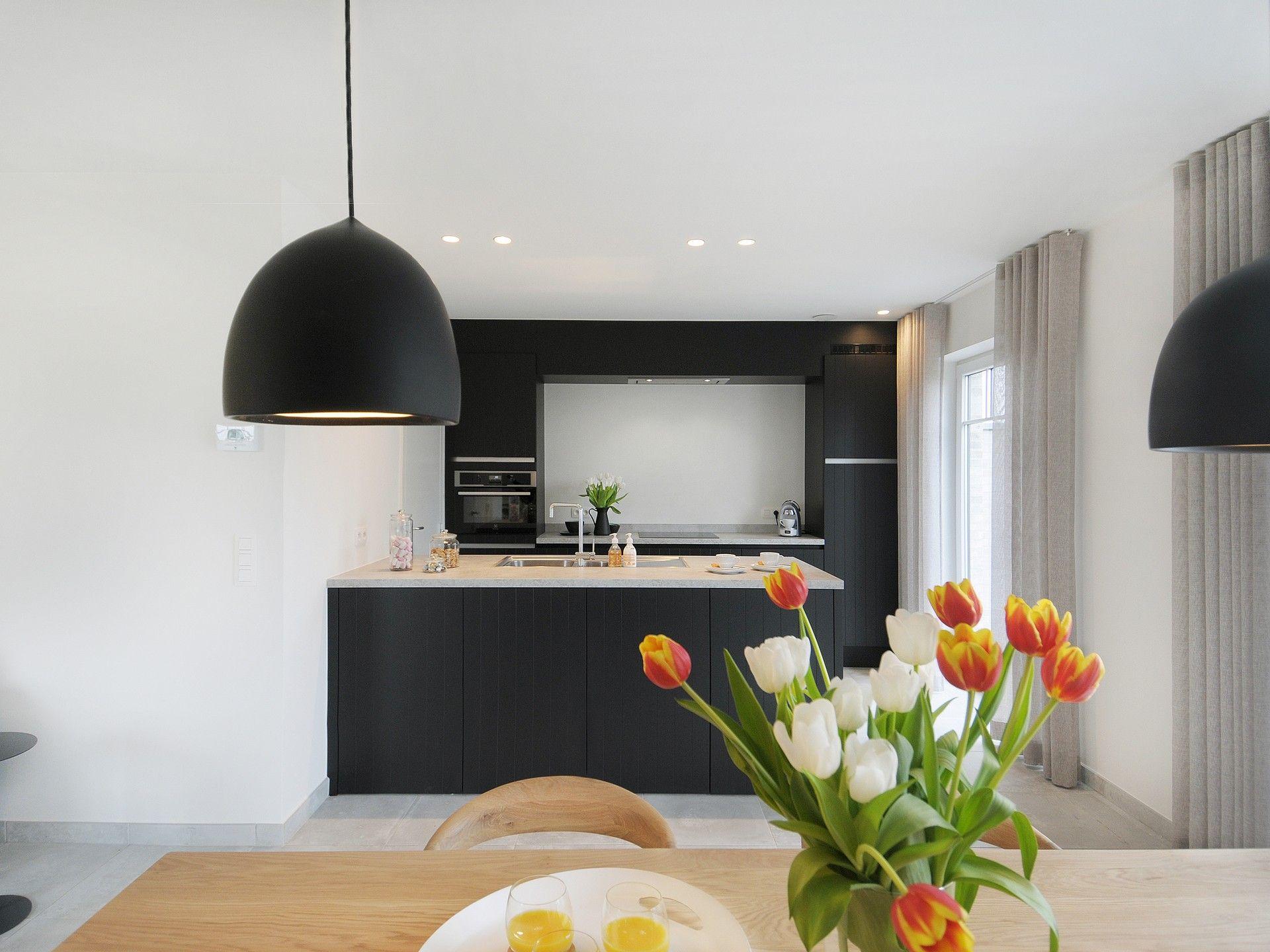 Kijkwoning dilbeek keuken realisaties inspiratie durabrik