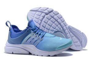 Womens Nike Air Presto Ultra Breathe Still Blue White Polarized Blue 896277  400 Running Shoes 71a98fccf