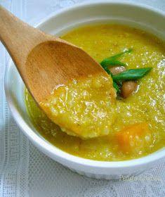 Peng's Kitchen: Porridge by Soy Milk Maker