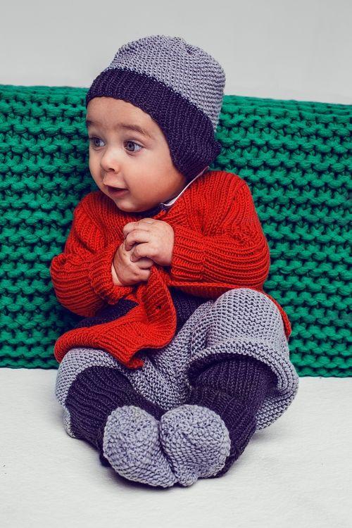 Babyoutfit - Initiative Handarbeit | Baby | Pinterest | Handarbeiten ...