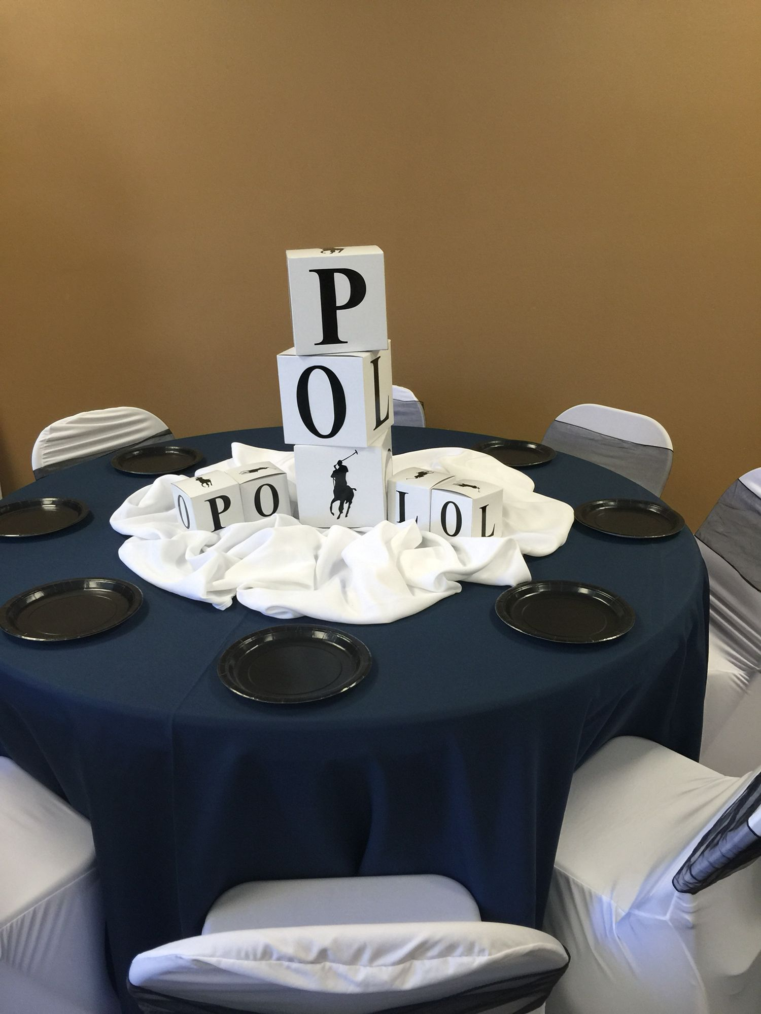 Polo Baby Shower