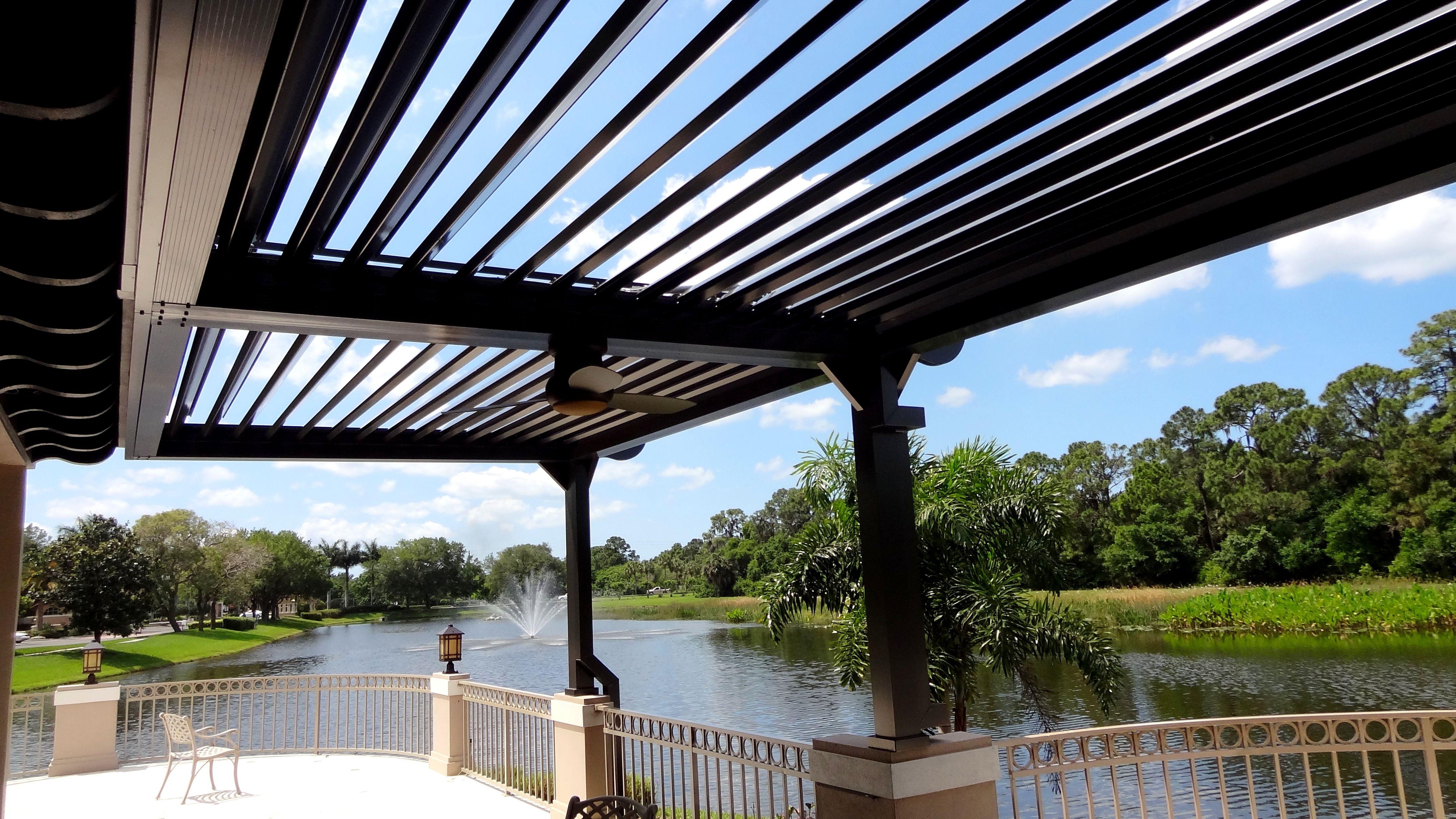 Adjustable & Fixed Roof Systems Pergola, Portable gazebo