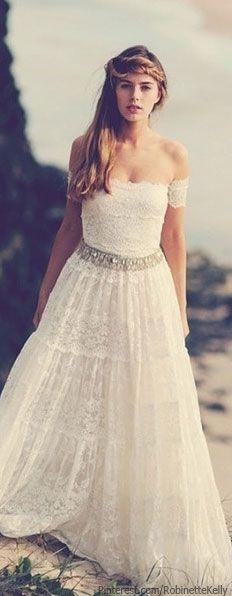 Bohemian Wedding  simpleza y elegancia