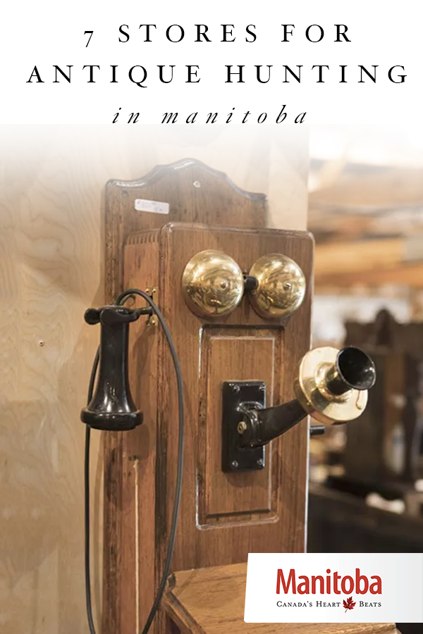 Manitoba is a hot spot for antique shopping. Our beloved antique stores are crammed with pieces from yesteryear for the most curious of shoppers; designed to thrill those on the hunt for valuable antiques, as well as those just looking for a unique addition to their kitchen decor. Here are 7 stores for antique hunting in Manitoba… www.manitobahot.com #exploremb