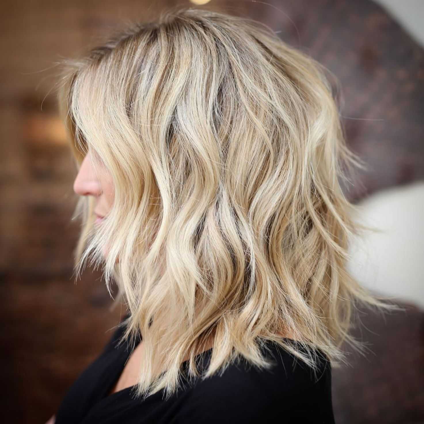 30 Marvelous Photo Of Back Of Short Hairstyles For Women Haircuts For Wavy Hair Wavy Bob Haircuts Thick Hair Styles