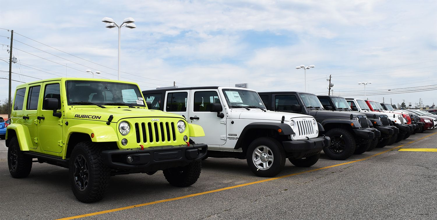Dare To Stand Out Chrysler Jeep Jeep Monster Trucks