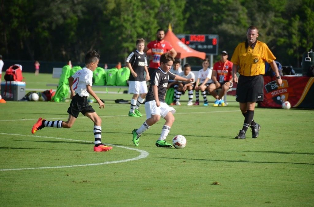 Youth Athletics at ESPN Wide World of Sports Complex WDW