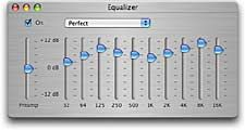 A 'perfect' iTunes equalizer setting - Mac OS X Hints