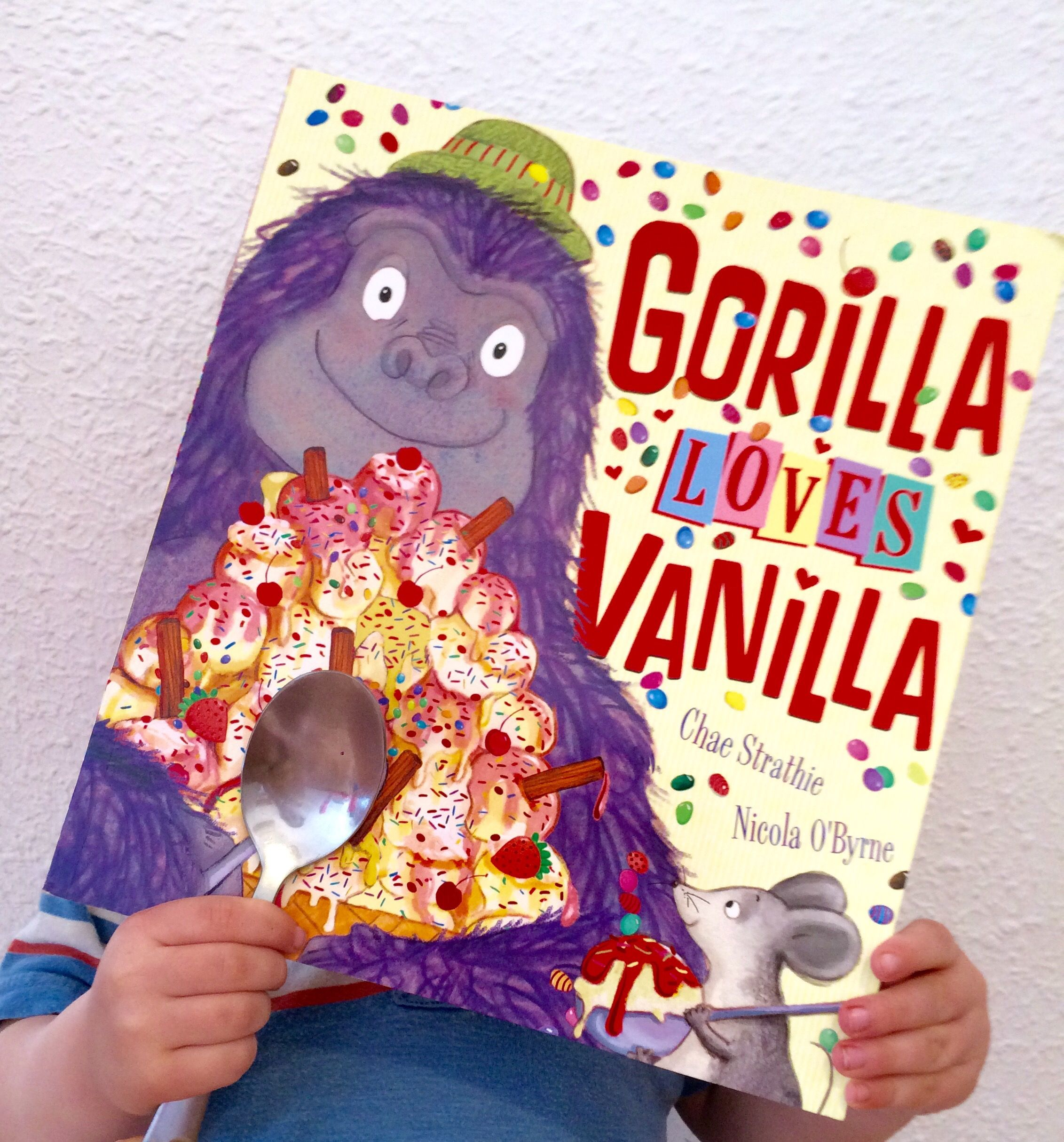 Gorilla loves vanilla explore classic recipe book suggestions and more forumfinder Image collections