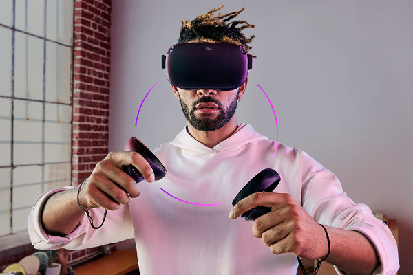 Facebook announces Oculus Quest, World's first allinone