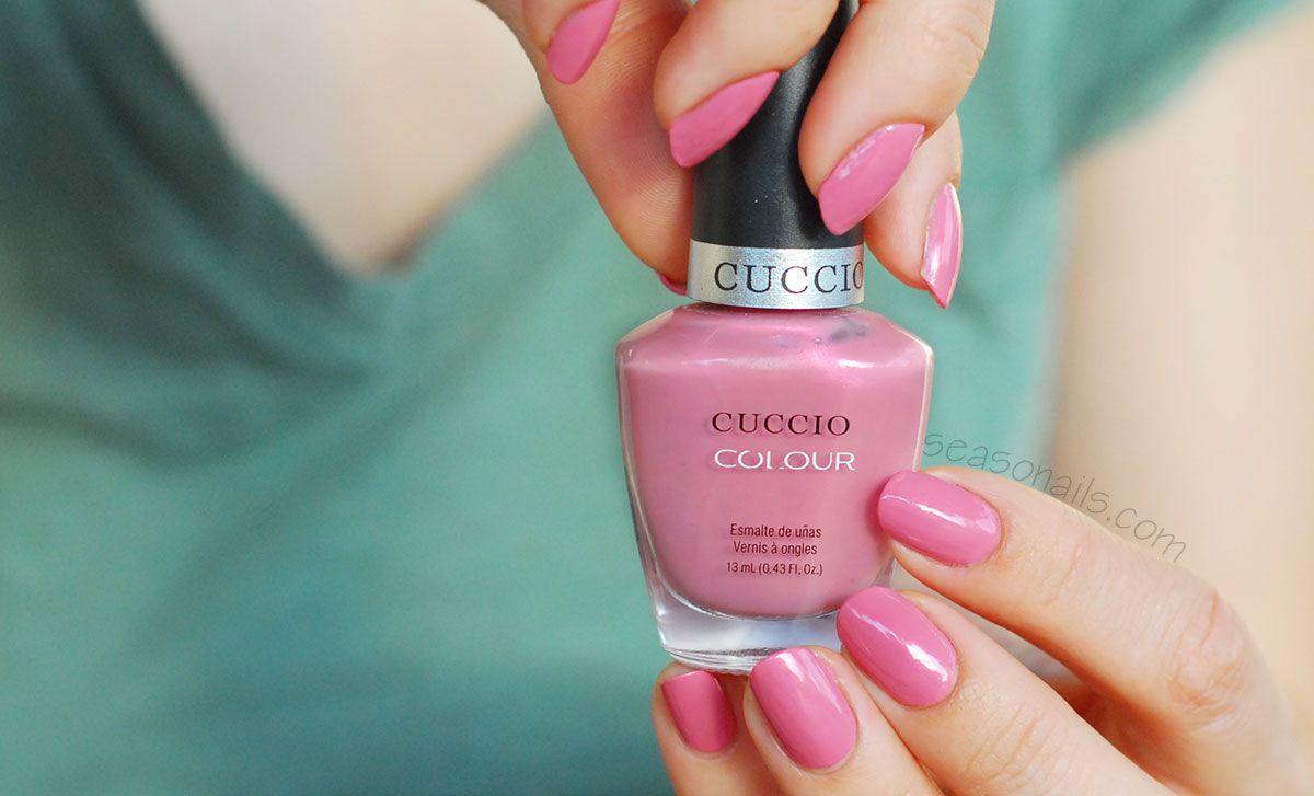 #cuccionailpolish #pinknails
