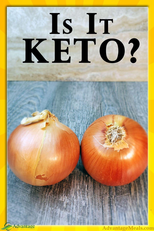 onions allowed on keto diet