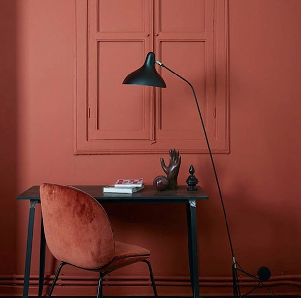 Set The Mood For Everything: INTERIORS I COLOURS Colours Are Probably The Easiest Way
