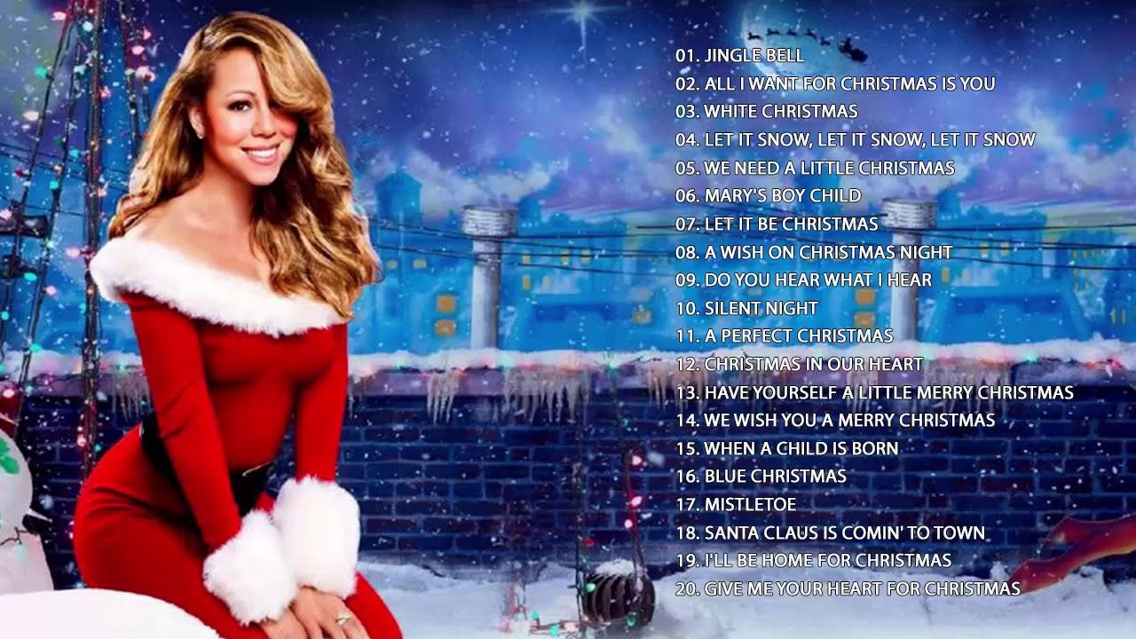 Top 100 Christmas Songs Of All Time Best Christmas Songs