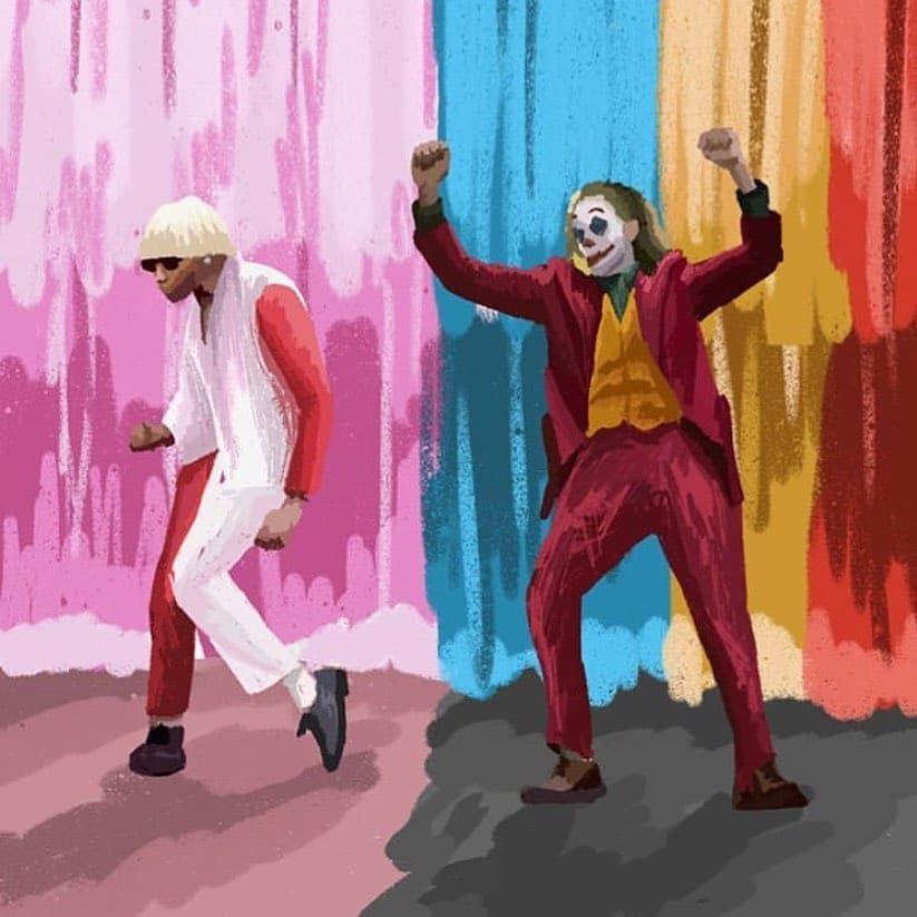 Earfquake Ft Joker Detactives For More Detactives By