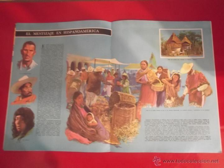 Enciclopedias de segunda mano: NUMERO 107, DE LA COLECCION DE LA ENCICLOPEDIA ESTUDIANTIL, AÑO 1964 - Foto 2 - 54420715