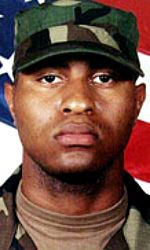 Army SPC Jamaal R. Addison, 22, of Roswell, Georgia. Died March 23, 2003, serving during Operation Iraqi Freedom. Assigned to 507th Maintenance Company, Fort Bliss, Texas. Died of wounds sustained when hit by enemy small-arms fire after the convoy he was in drove into an ambush during combat convoy operations near Nasiriyah, Dhi Qar Province, Iraq.