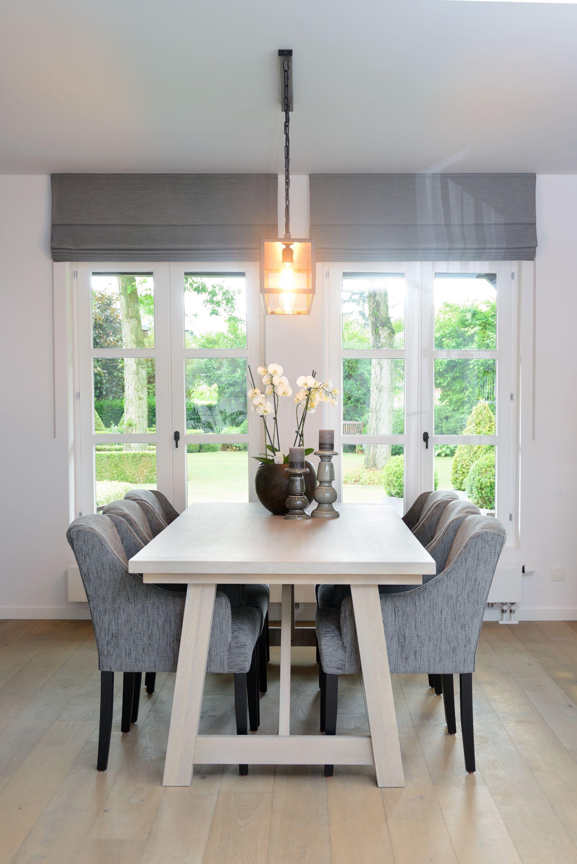 Interieur-tip: Hou rekening met de grootte van jouw eetkamer bij de ...