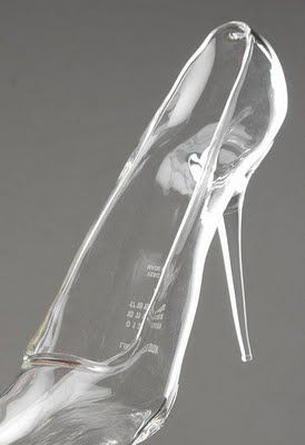 Once Upon A Blog: Glass Slippers For
