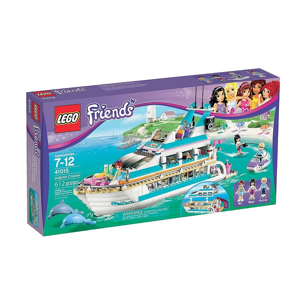 41008 Heartlake Zwembad Lego Friends Dolphin Cruiser 41015 Lego Toys