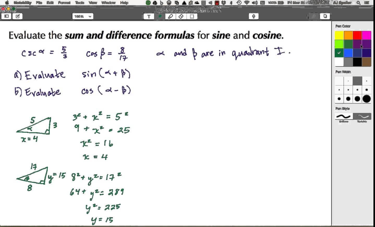 In This Tutorial Learn How To Verify A Trigonometric