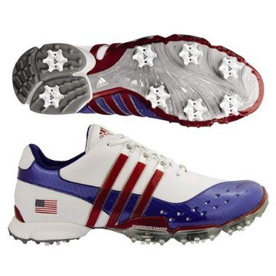 Adidas Powerband 3.0 USA Golf Shoes