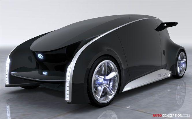 Toyota Electric Car Future