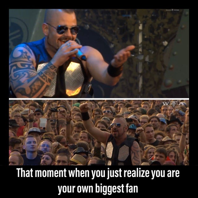 I Am Your Second Biggest Fan Though Have A Laugh You Just Realized Funny Memes
