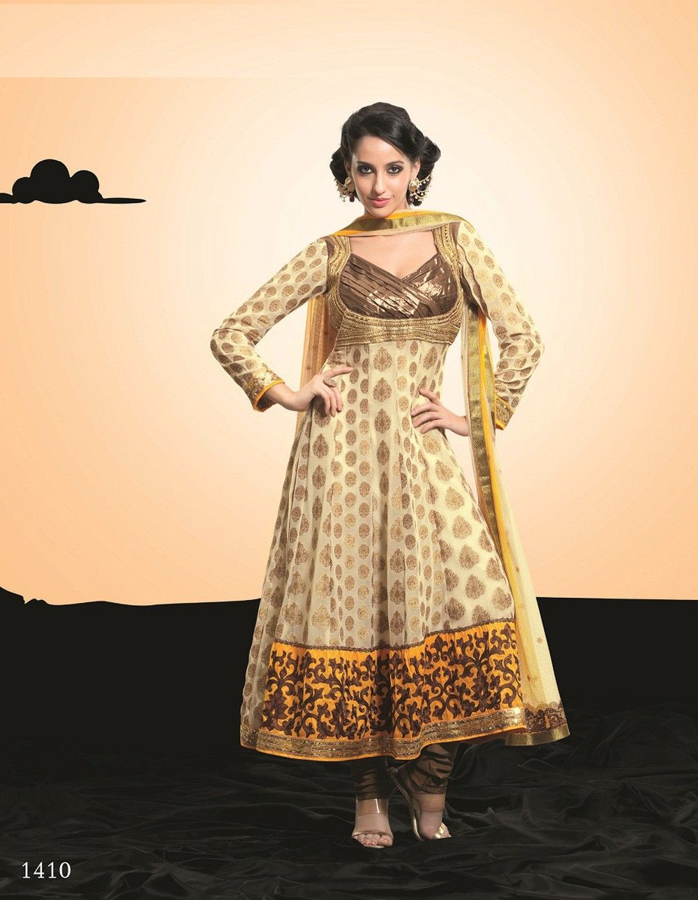Anarkali Salwar Suits | Designer Party Wear Anarkali Suit - Latest Salwar Kameez - New ...
