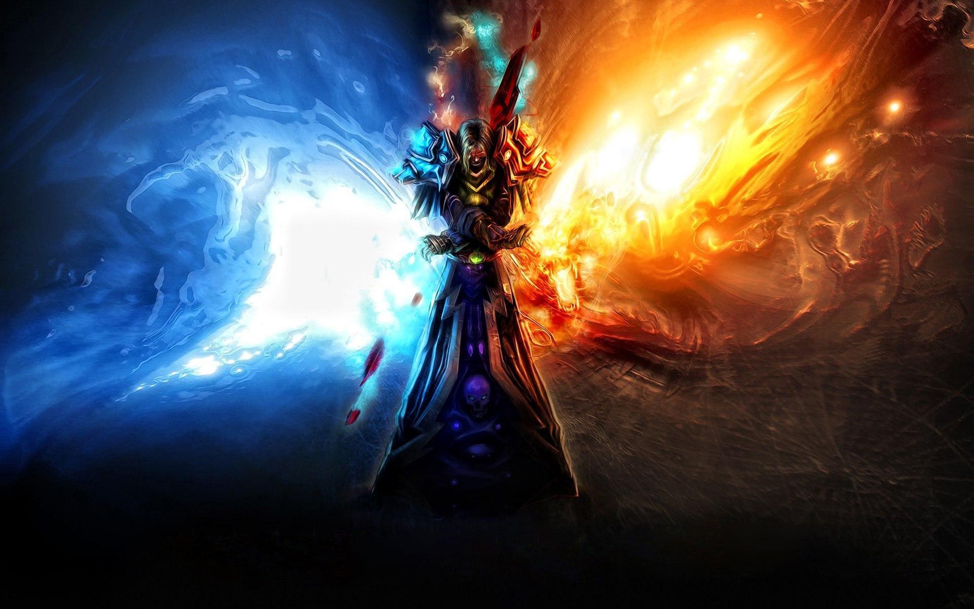 World Warcraft Desktop Free wallpaper download 1920×1080