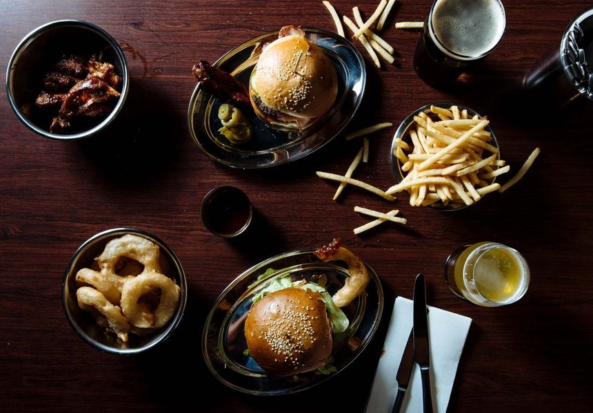 Brother Burger Opens in South Yarra Ethnic recipes