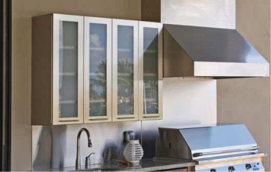 Best Outdoor Cabinets Stainless Steel Kitchen Cabinetry 640 x 480