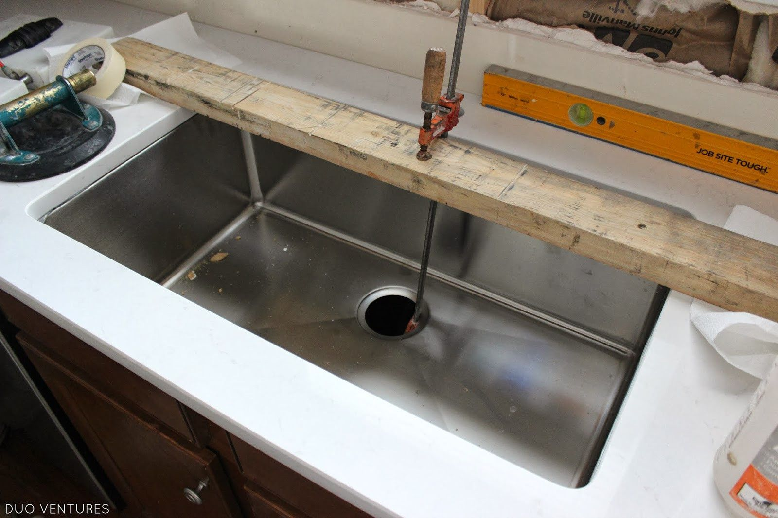 99 How To Install Undermount Sink On Granite Countertop Kitchen Cabinets Storage Ideas Check More A Undermount Kitchen Sinks Sink Design Kitchen Sink Design