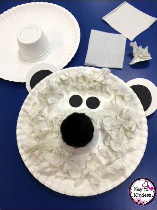 Winter Activities plus a FREEBIE! - Key to Kinders