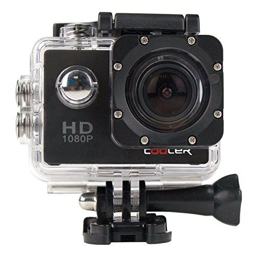 Cooler SJ4000 wasserdichte Kamera Action Sport Cam Full HD 720p 1080p Helmkamera Videokameras schwarz - http://kameras-kaufen.de/cooler/schwarz-cooler-sj4000-wasserdichte-kamera-sport