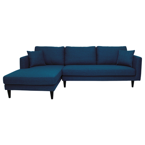 Lisbon L Shape Sofa Dark Blue Seating L Shaped Sofa Sofa Big