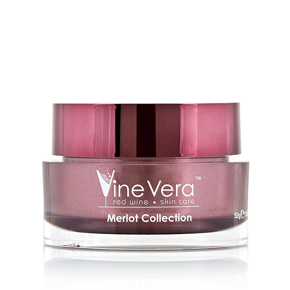 Vine Vera Resveratrol Merlot Day Cream Start Your Day Off Right With The Resveratrol Merlot Moisture Day C Vine Vera Resveratrol Moisturizer Cream Moisturizer
