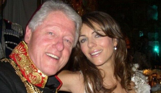 Elizabeth Hurley Bill Clinton Affair: Year Long Tryst Involved Secret White House Sex