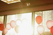 something about a balloon in the sunlight just gets me