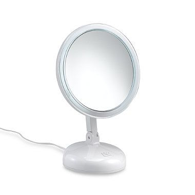 Buy Daylight 10x Cosmetic Mirror From Bed Bath Beyond Cosmetic
