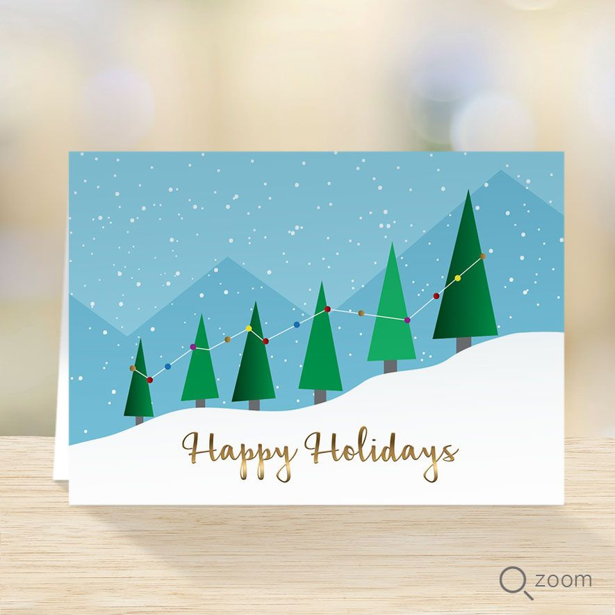 Holiday Card Financial Greetings Holiday Cards Holiday Cards