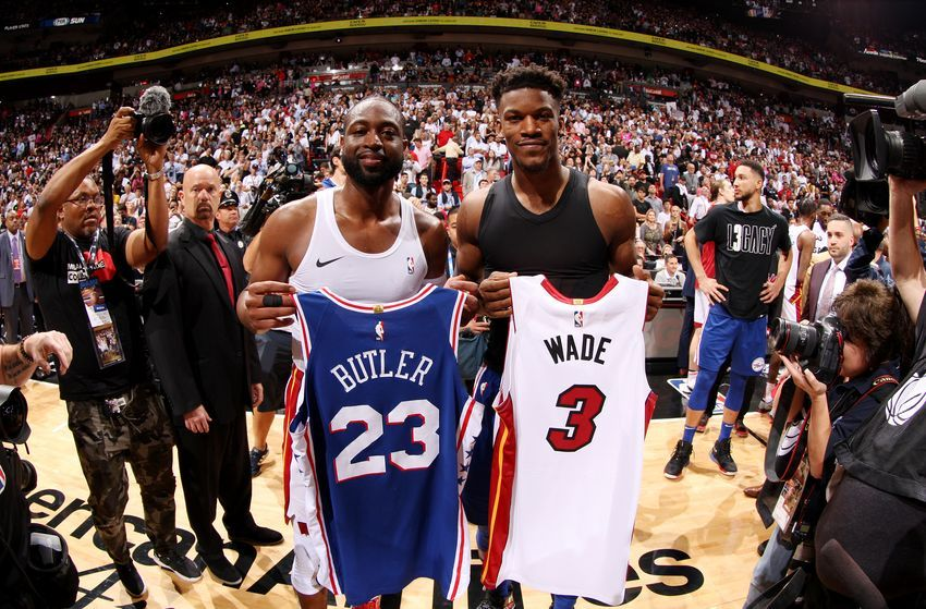 Miami Heat Sign And Trade Packages For Jimmy Butler With Images Miami Heat Butler Miami