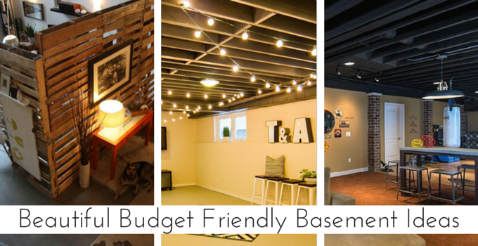 20 Budget Friendly But Super Cool Basement Ideas   Looking To Get Some  Inspiration For Your Basement? Here Are Some Cool Basement Ideas That Will  Turn A ...