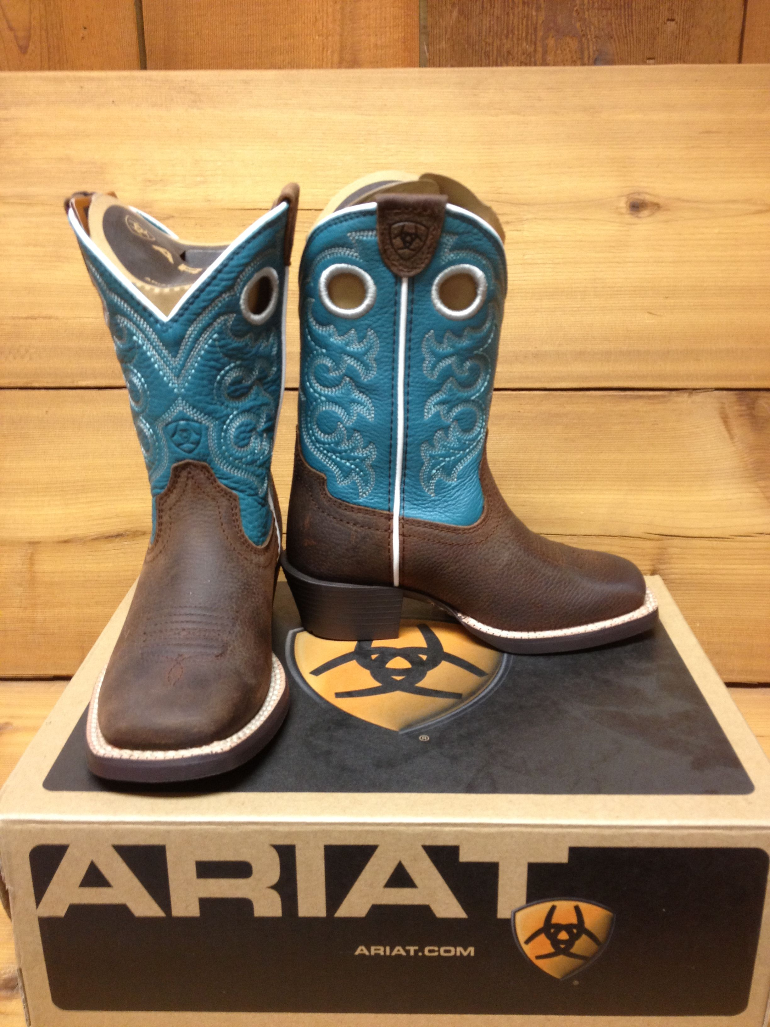 2e0387079af Ariat Boots for boys | For the Kids | Boots, Shoe boots, Boys cowboy ...