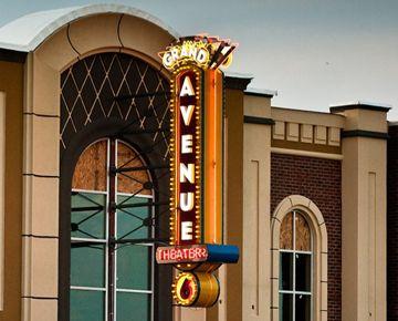 Grand Avenue Theater Belton Tx Belton Tx Texas Texas Bucket