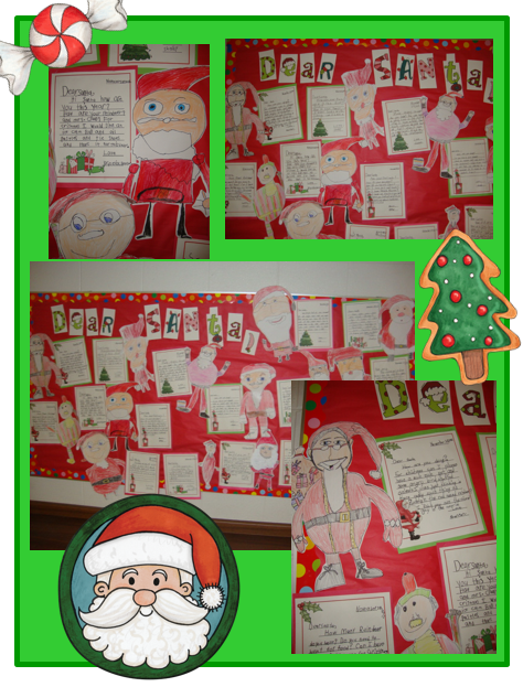 Writing Letters To Santa My Students Love This Activity Includes