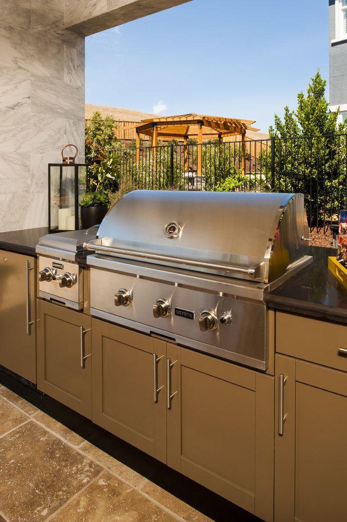 Gallery Of Outdoor Spaces Danver Outdoor Kitchen Outdoor Kitchen Design Outdoor