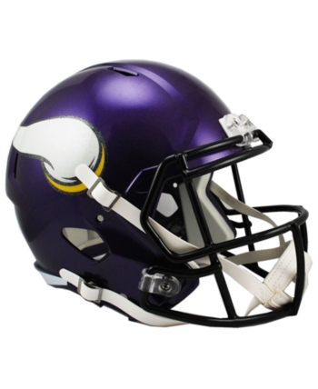 0709a01864b Riddell Minnesota Vikings Speed Replica Helmet - Purple